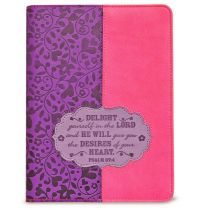 Jurnal din piele - Delight yourself in the Lord (seria Divine Details)