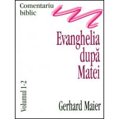 Evanghelia dupa Matei