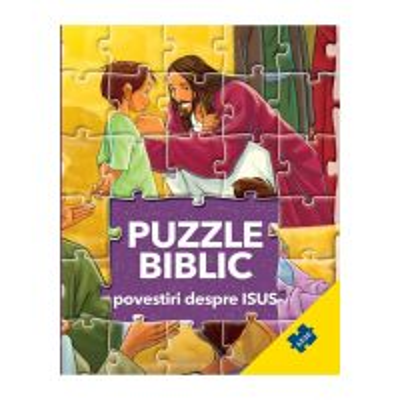 Puzzle biblic povestiri despre Isus
