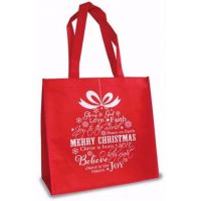 Sacosa reutilizabila Craciun - Merry Christmas
