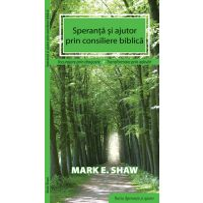 Speranta si ajutor prin consiliere biblica
