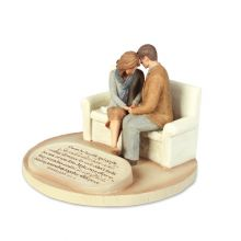 Sculptura - Praying Couple