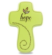 Cruce din ceramica - Hope (Filled With... Series)