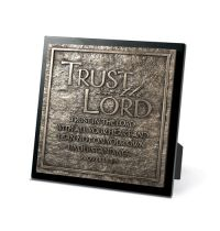 Placa - Trust in the Lord