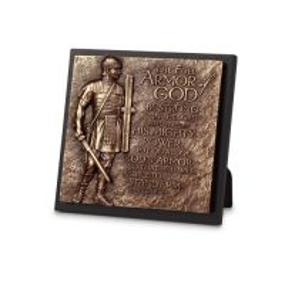 Mini placa - Armor of God