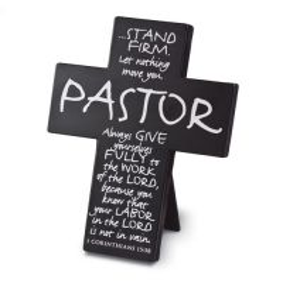 Cruce - Pastor