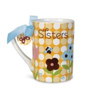 Cana din ceramica Sisters Dots Series
