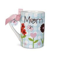 Cana din ceramica Mom (Dots Series)