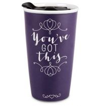 Cana termica din ceramica - You've Got This (Affirmed Series)