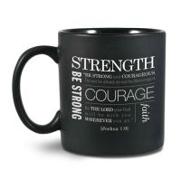 Cana din ceramica - Strength (seria Simple Faith)
