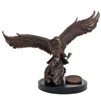 Sculptura - Large eagle