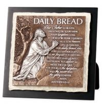 Placa medie in relief - Daily Bread (2)