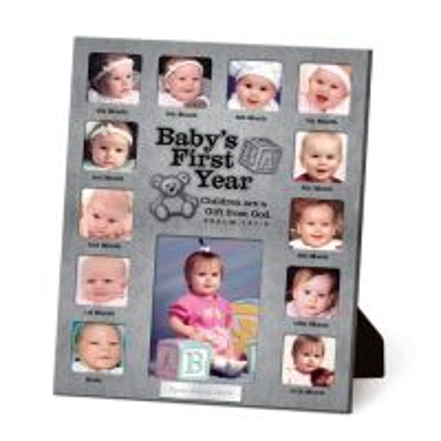 Rama colaj Baby's first year