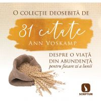 31 citate Ann Voskamp