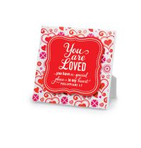 Mini placa - You Are Loved