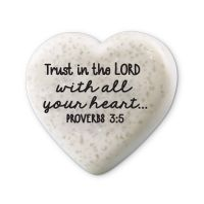 Decor inima - Trust (Heart of Hope)