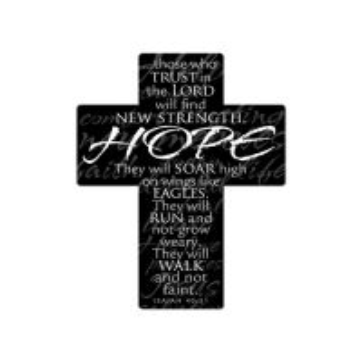 Magnet cruce - Hope
