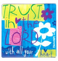 Magnet - Trust in the Lord
