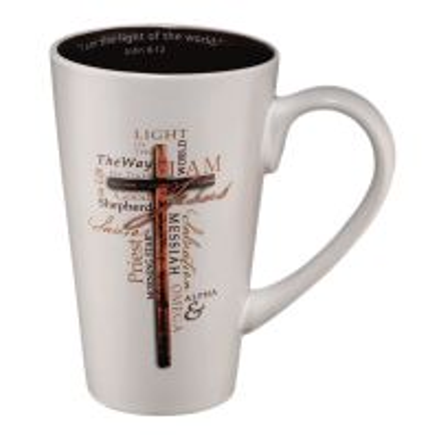 Cana din ceramica - Names of Jesus