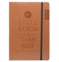 Jurnal din piele - Be still and know
