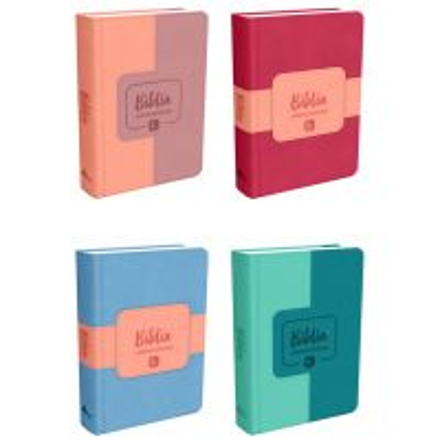 Biblia adolescentului - diverse culori