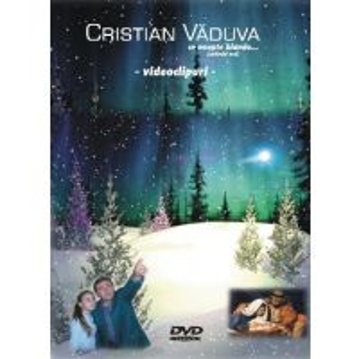 DVD Ce noapte blanda videoclipuri - colinde