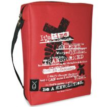 Husa Biblie - I can make a difference today (XL)