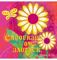 Magnet canvas - Encourage