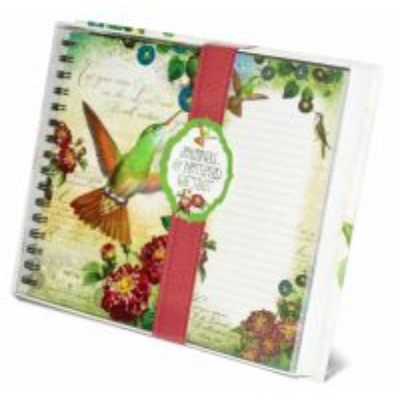 Set jurnal si notepad magnetic - Hummingbird