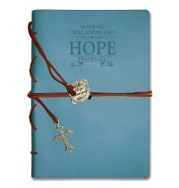 Jurnal piele ecologica - I Will Always have Hope (seria Faux Leather)