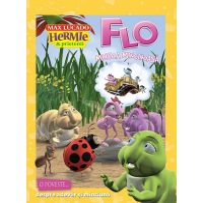 Flo, musca mincinoasa (seria Hermie si prietenii)