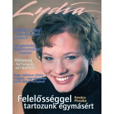 Lydia magazin - nr. 18