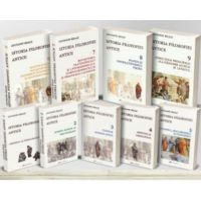 Istoria filosofiei antice - Set 9 Volume