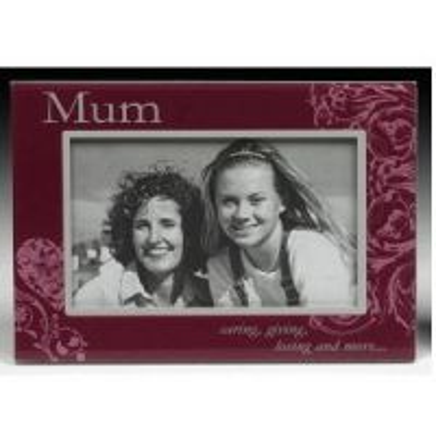 Rama din sticla - Mum