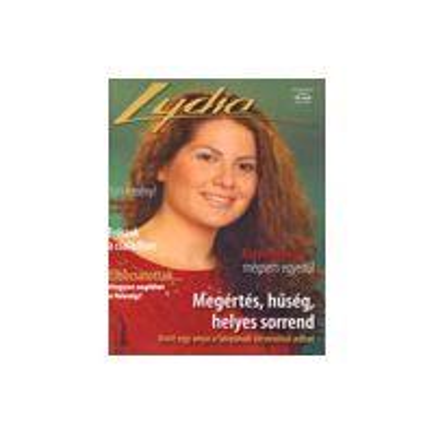 Lydia magazin - nr. 28