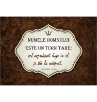 Poster  Proverbe 18:10