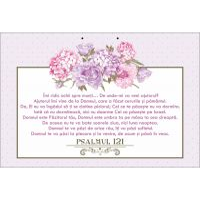 Poster  Psalmul 121