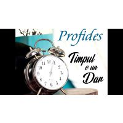 CD Timpul e un dar - PROFIDES