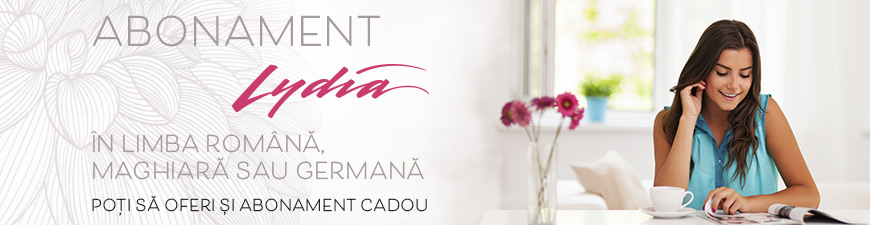 Abonament/Abonament-cadou Lydia