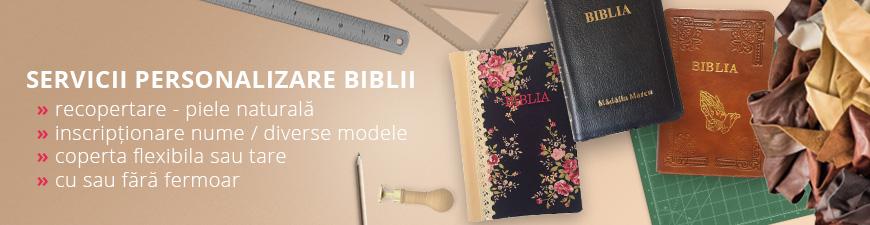 Personalizeaza-ti Biblia!