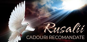 Cqdouri recomandate de Rusalii...